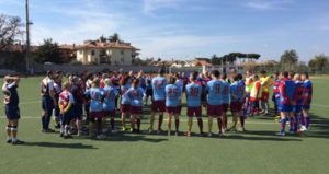 touch rugby ciampino
