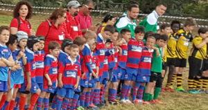 U6 Ciampino rugby